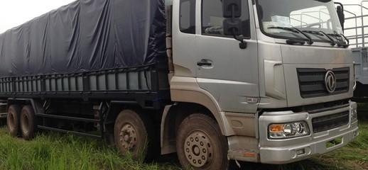 Mua xe tải TMT Cửu Long 5 Chân 22,5 tấn thùng mui bạt. Bán xe tải T.