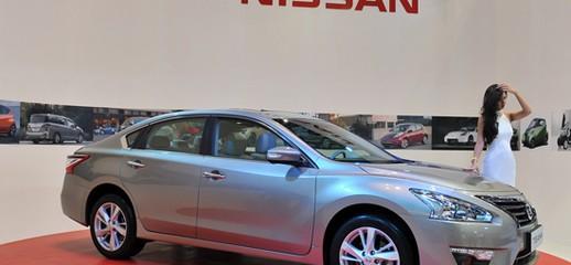 Nissan Teana 2.5SL nhập Mỹ, Teana full màu sắc, Teana giao xe ngay, khuyến mãi lớn, Ảnh số 1