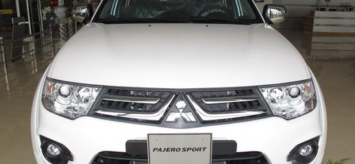 Xe Pajero Sport V6 3.0 đời 2016, Ảnh số 1