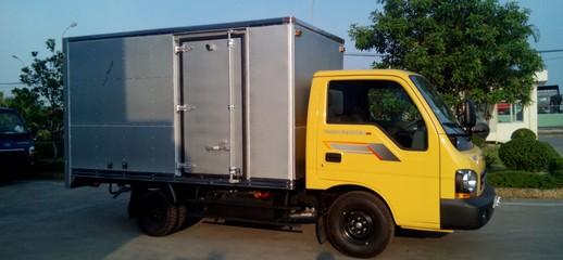 Xe tải Kia Trường Hải, xe tải Kia 990 Kg, Kia 1.25 tấn, Kia 1.4 tấn, Kia 1.65 tấn, Kia 2.4 tấn. Hỗ trợ mua xe trả góp, Ảnh số 1