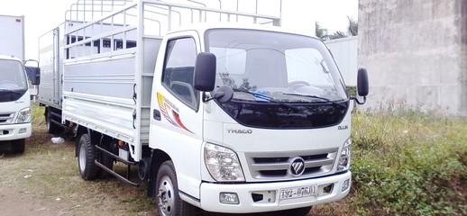 Bán mới xe tải Thaco, Ollin 2.5 tấn lên 5 tấn, 5 tấn lên 7 tấn tại Hải Phòng, hỗ trợ trả góp, Ảnh số 1