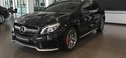 Mercedes GLA 45, Ảnh số 1