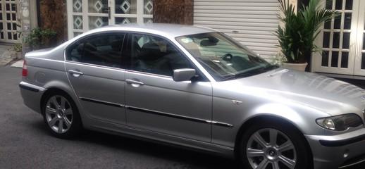 Cần bán BMW 3 series 2.4L màu bạc, Ảnh số 1