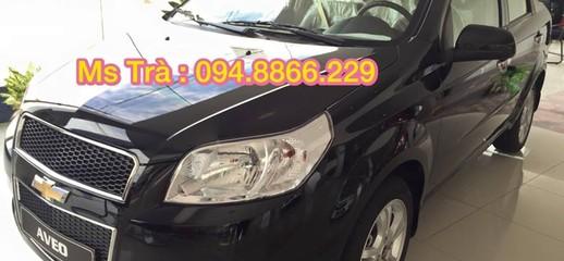Chevy Sài Gòn bán xe Aveo đời 2017 094.8866.229, Ảnh số 1