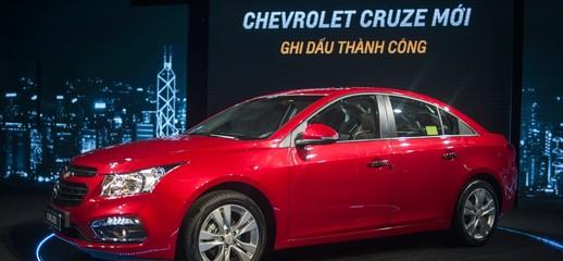 Chevrolet Cruze 1.6 LT Phiên Bản Mới Bình Dương, giá xe Cruze Tốt Nhất, Bình Dương,Bình Phước, Ảnh số 1
