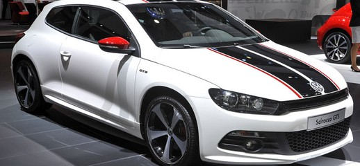 Volkswagen Scirocco GTS 2016 Mẫu Coupe sport Volkswagen Đà Nẵng, Ảnh số 1