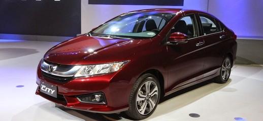 Giá xe Honda City 2016 phiên bản mới tại Đà Nẵng, Ảnh số 1