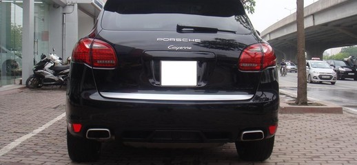 Porsche Cayenne sản xuất và đăng ký 2011, Ảnh số 1