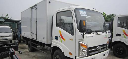 Xe tải VEAM VT340,đông cơ HUYNDAI,thùng dài 6m, Ảnh số 1