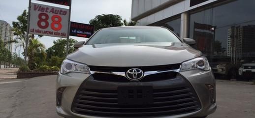 Toyota Camry XLE Đen Trắng Vàng Bạc 2016 nhập Mỹ giao ngay. Giao xe và giấy tờ đăng ký ngay trong ngày., Ảnh số 1