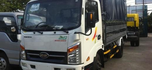 Xe tải veam 2.4 tấn 2 tấn 4 Veam Vt 252 máy Huyndai, Ảnh số 1