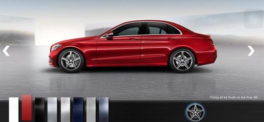 Dòng C300 AMG của Mercedes Benz với nhiều cải tiến về thiết kế và công nghệ, Ảnh số 1