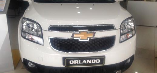 Giá xelando, Bán xelando , Mua xe Chevroletlando giá trả góp chỉ từ 200 triệu, Ảnh số 1
