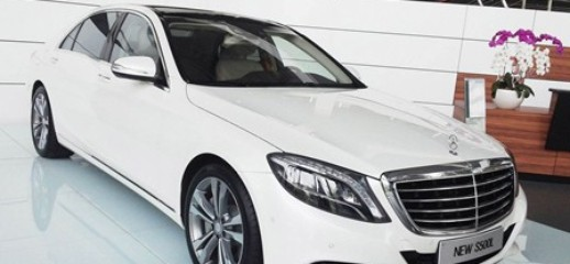 Mercedes Benz S500L với nhiều cải tiến, Ảnh số 1