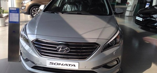 Hyundai Giải phóng bán xe Sonata 2.0 AT 2015, Ảnh số 1