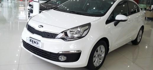 KIA RIO SEDAN Mẫu xe nhập bán chạy thứ 3 trong phân khúc hạng B, Ảnh số 1