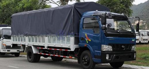 Xe tải VEAM VT490 thùng dài 6m,động cơ HUYNDAI,công suất 130 mã lực, Ảnh số 1