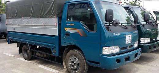 Xe Tải Trường Hải Kia K165s Nâng tải 2.4T, Ảnh số 1