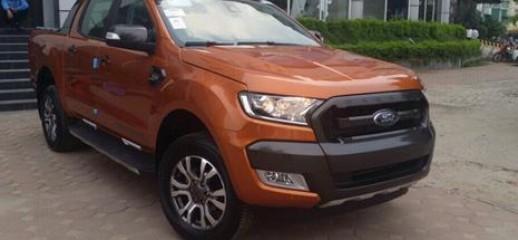 Ford Hà Thành bán các dòng xe Ranger mới 100%, giá cực sốc, nhiều quà tặng, Ảnh số 1