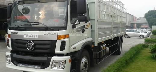 Xe tải Thaco Auman C160. Thaco Auman C160 tải trọng 9 tấn thùng dài 7.4m. Xe tải 9 tấn Thaco, Ảnh số 1
