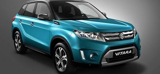 Suzuki Vitara 1.6AT đời 2016, xe nhập khẩu 100% Hungary , giá tốt nhất Hà Nội, Ảnh số 1