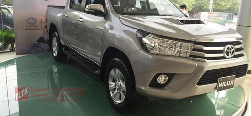 Toyota Hilux mới xe bán tải hiện đại năng động nhất của toyota giá bán hấp dẫn xe giao tận nơi tại Toyota Lý Thường Kiệt, Ảnh số 1