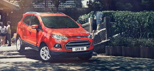 Ford Hà Nội bán EcoSport trả góp, đại lý bán xe Ford uy tín nhất Hà Nội, chi nhánh xe Ford rẻ nhất tại Hà Nội, Ảnh số 1