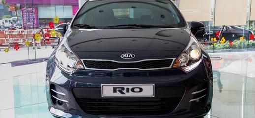 Đại lý Kia Bạch Đằng Giới thiệu xe KIA RIO 2016, hỗ trợ trả góp, thủ tục nhanh gọn, xe đủ màu, Ảnh số 1