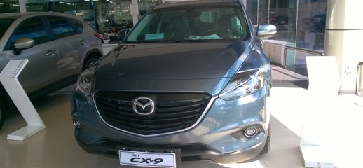 Mazda CX9 Đẳng cấp thương nhân, Ảnh số 1
