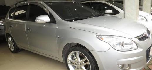 Bán xe Huyndai I30 CW, sản xuất 2010 màu bạc., Ảnh số 1