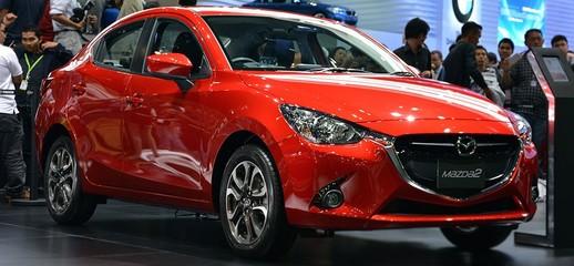Mazda 2 2016 ckd mới nhất giá rẻ nhất mazda 2 2016 đỏ,trắng,ghi,xanh giá tốt, Ảnh số 1