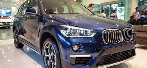 BMW X1 Phân phối chính hãng tại BMW Phú Mỹ Hưng, Ảnh số 1