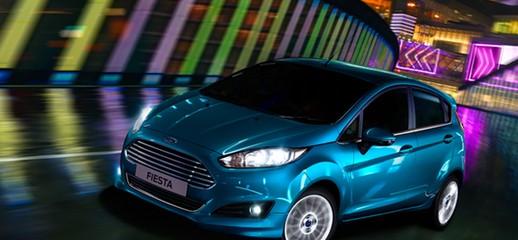 Ford Fiesta giá rẻ nhất hà nội, Ảnh số 1
