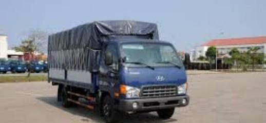 Cần bán xe tải Hyundai nâng tải 6,5 tấn. Xe tải Hyundai HD650 thùng mui bạt tải trọng 6.5 tấn mới 100%. Liên hệ giá tốt, Ảnh số 1