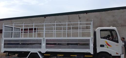 Xe tải veam vt260/ 1.9T thùng 6m2 vào thành phố, Ảnh số 1