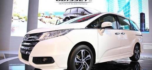 Honda Odyssey Nhập khẩu Nhật Bản 100% Đặt hàng để nhận sớm nhất, Ảnh số 1