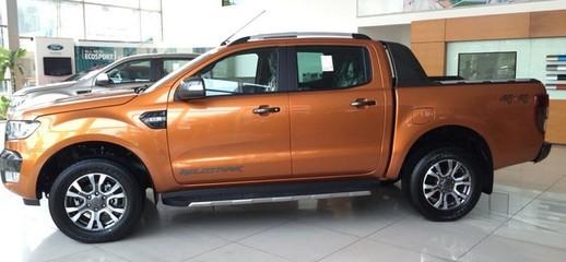 Ford Ranger Wildtrak 3.2L 4x4 AT Nhập khẩu Giá rẻ nhất, Ảnh số 1