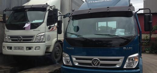 Hải Phòng: xe tải olin nâng tải 9,9 tấn. Hỗ trợ trả góp, Ảnh số 1
