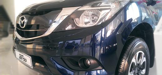 Xe Mazda BT50 Facelift 2016 Đa dụng, Ảnh số 1