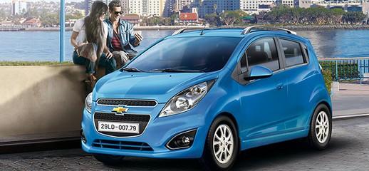 Chevrolet Spark 1.2 LT Hỗ Trợ Vay 80% Có Xe Giao Ngay Đủ Màu, Ảnh số 1