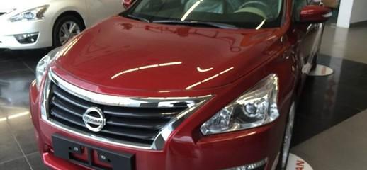 Bán Xe Nissan Teana đỏ nhập Mỹ, Ảnh số 1