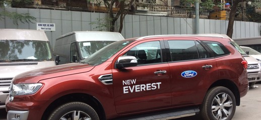 Ford Everest đẳng cấp thương gia, Ảnh số 1