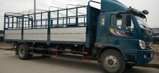 Xe tải THACO OLLIN 900A Thùng Mui Bạt tải trọng 9 Tấn MỚI NHẤT, Ảnh số 1