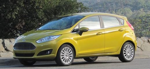 Ford fiesta 2017 giá tốt nhất thị trường giao ngay, Ảnh số 1