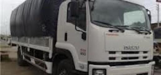 Xe tải Isuzu FVR34S tải 9 tấn thùng siêu dài 8m,có giường nằm,phanh hơi rocke,giá chỉ từ 1tỷ 240, Ảnh số 1