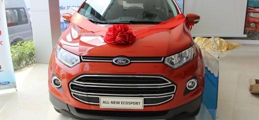 Ford Thủ đô bán Ford Ecosport, Giá Xe Ford Ecosport, SUV sinh ra cho đường phố Việt, Khuyến Mãi Cực Sốc, Ảnh số 1