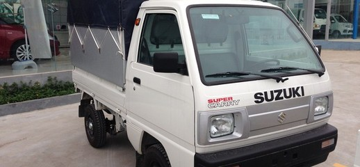 Đại lí suzuki Việt Anh bán xe tải 5 tạ carry truck đời 2016 xe thung bạt xe thùng kín giá tốt giao ngay LH : 0982866936, Ảnh số 1