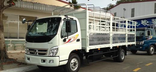 Thaco ollin 700B tải trọng 7 tấn thùng mui bạt, Ảnh số 1