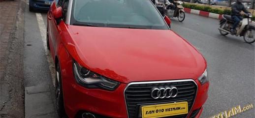 Audi A1, Ảnh số 1
