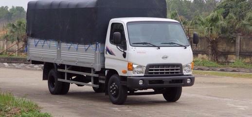 Xe tải Hyundai New Mighty 7,1 tấn mới sản xuất năm 2016, Ảnh số 1